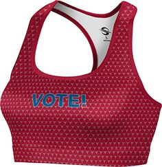 Womens Vote Elephant Donald Trump President Zoom Sports Bra XSmall -- Check out this great product.(This is an Amazon affiliate link and I receive a commission for the sales) #YogaWomensClothing