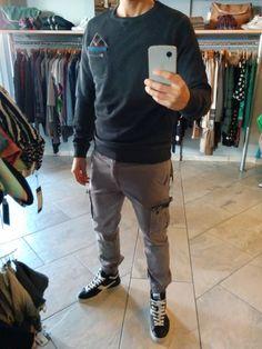 Sweatshirt 40WEFT Pant Fifty Four Shoes Diadora  www.gekyskey.it
