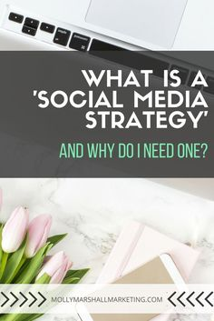 Do you need a social media strategy? (Yes!) // Molly Marshall Marketing