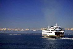 Washington State Ferries is a transportation option to Victoria, BC