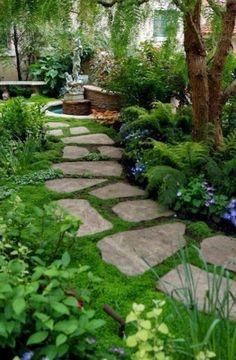The Flexstone Landscape Stones are perfect for garden paths and courtyards. - Garden design 2019 - The Flexstone Landscape Stones are perfect for garden paths and courtyards. T … – Garden design - Landscape Materials, Landscape Designs, Landscape Bricks, Landscape Architecture, Landscape Steps, House Landscape, Landscape Timbers, Landscape Pictures, Architecture Design