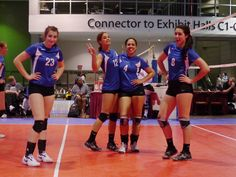 Having fun, and working hard at National Qualifiers