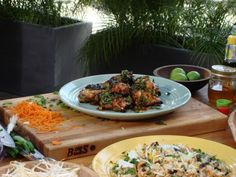 Get Bobby Flay's Korean Grilled Chicken Recipe from Food Network