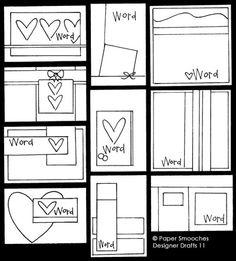 Paper Smooches: Designer Drafts 11
