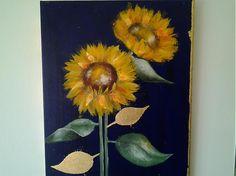 lajra / slnecnice Pictures, Painting, Art, Photos, Art Background, Painting Art, Kunst, Paintings, Performing Arts
