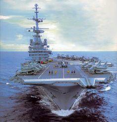 Grupo de Aviação Embarcada operou a bordo de navios da Marinha entre 1965 e 1996