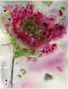 Dawn Derman   WATERCOLOR