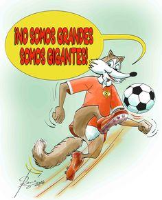 Cómic de Loíto, el zorro mascota del club de fútbol Cobreloa de Chile, creado el año 1977, por René Vásquez Rodríguez.
