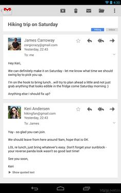 Gmail Android App updated with Beautiful New Card Layout • vlogg.com