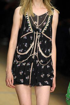 Isabel Marant Spring 2008 Detail - Isabel Marant Ready-To-Wear Collection