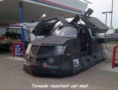 Tornado Resistant Car Mod http://ibeebz.com