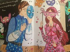 Romeo and Juliet's first romantic meeting at Masquerade Ball Romantic Love Stories, Romantic Couples, Masquerade Ball, Romeo And Juliet, Love Story, Scene, Princess Zelda, Fictional Characters, Fairy Tail