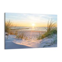 Beach Wall Murals, Wall Art, Lago Moraine, Art Plage, Removable Wall Murals, Class Pictures, Glass Printing, Canvas Art, Canvas Prints