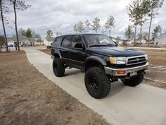 99 limited 4runner on 35s - Google Search