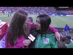 ¿Las mujeres mexicanas saben de fútbol? @DEPORTadas y @nature nutrition #Futbol