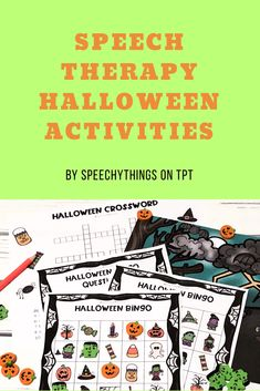 Halloween activities