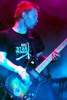 Thom Yorke - #Radiohead - Hail To The Thief Tour 2003