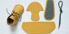 Baby First Shoes e le scarpe fai-da-te | OhMyBaby!