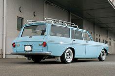【ユルくカスタム♡】1964 トヨタ クラウンカスタム RS46G | 人生を楽しくするクルマ遊びさいと くるびー