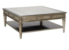 Palais Coffee Table With Shelf | Coffee Tables | Occasional Tables | Living Room | Furniture | Z Gallerie