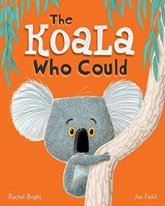 Booktopia has The Koala Who Could by Rachel Bright. Buy a discounted Hardcover of The Koala Who Could online from Australia's leading online bookstore. Rachel Bright, Giraffes Cant Dance, Jon Klassen, Illustrator, The Gruffalo, Grande Section, Australian Animals, Children's Picture Books, Book Illustration
