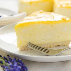 Pastel de Limón sin Horno