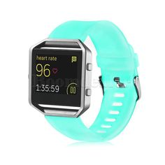 Silicone Sports Band for Fitbit Blaze - zightband Women's Smart Watches for Sport, Fitness and Fashion - http://amzn.to/2jYX1qx