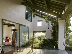 Hourré House in Labastide Villefranche by Collectif Encore | Yellowtrace