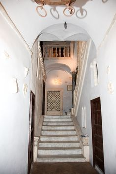 Apartments in Rome - Entrance - near Pantheon
