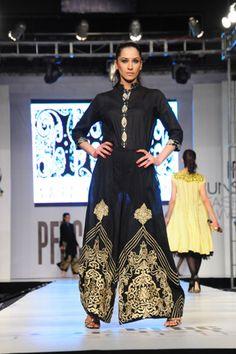 Akif Mahmood at PFDC Sunsilk Fashion Week 2012 Day 2