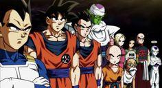 """Dragon Ball Super 96 """"¡Llegó el momento! ¡El destino del universo se decidirá en el Reino de la Nada!"""""""