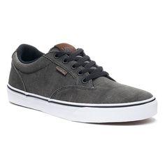 Vans Winston DX Men's Twill Skate Shoes