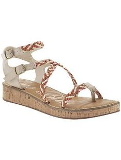 really like this sandal