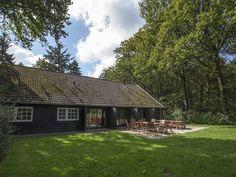 Drenthe | Heel mooi boshuis 10p
