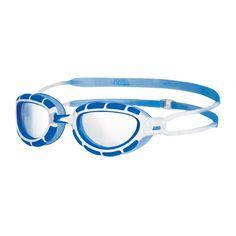 Zoggs Predator Swimming Goggles - Clear/blue