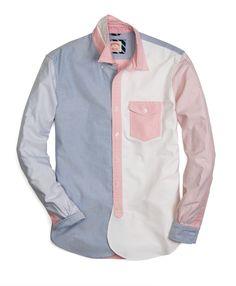 Brooks Brothers Oxford Fun Shirt