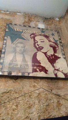 Cuadro de Marilyn monroe Marilyn Monroe, Palms, Picture Walls, Presents, Marylin Monroe