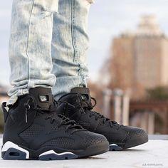 """Air Jordan 6 Retro """"Black Cat"""""""