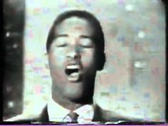 Sam Cooke - You Send Me (Live)....original video from Sam Cooke's performance on the Dick Clark show...grainy video from the 50s but what style and what a voice...a true artist