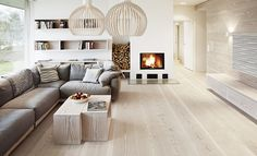 World's Most Beautiful Living Rooms | World's Most Beautiful Wood: The Dinesen Story