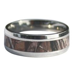 This is our original Camo Ring design, and it's our most popular. Over 500 have been sold within the past 6 months, and people are raving about the quality and price for this awesome camo ring! - Very