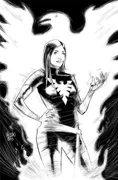 Dark Phoenix by Kevin Mellon