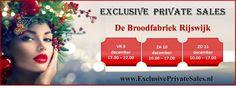 Exclusive Private Sales beurs Rijswijk -- Rijswijk -- 09/12-11/12