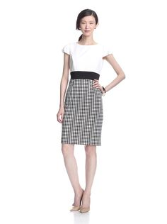 Marina Women's Cap Sleeve Houndstooth Dress, http://www.myhabit.com/redirect/ref=qd_sw_dp_pi_li?url=http%3A%2F%2Fwww.myhabit.com%2F%3F%23page%3Dd%26dept%3Dwomen%26sale%3DA25OEZF7P3D8R6%26asin%3DB00EL5R8P0%26cAsin%3DB00A3ETNVK