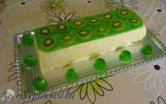 Kivis túrótorta recept fotóval Cake, Desserts, Food, Tailgate Desserts, Deserts, Kuchen, Essen, Postres, Meals