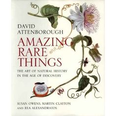 Amazing Rare Things: The Art of Natural History in the Age of Discovery [Hardcover]
