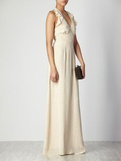 Hoss Intropia - Primavera-Verano 2013 Backless Maxi Dresses, Glamour, Gowns, Bride, Female, Womens Fashion, Outfits, Spring, Style
