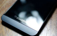 Leaked images purporting to show the next BlackBerry handset show a full touchscreen device - The Telegraph