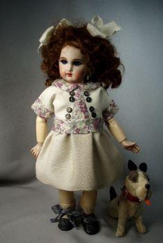 BLEUETTE-1925-LSDS-14-Robe-de-toile-Dress-by-House-of-Bleus