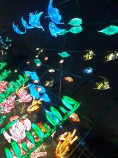 En voie d'illumination saison 2 : Océan jusqu'au 19 janvier 2020 - Katatsumuri no Yume Expositions, Flag, Art, Orcas, Season 2, Art Background, Kunst, Science, Performing Arts